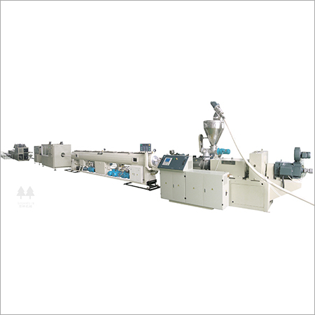 U-PVC Pipe Production Line