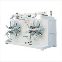 Double Station Semi-Automatic Coil Machine
