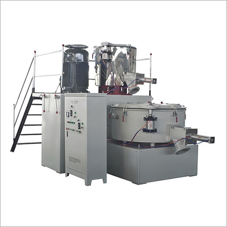 High And Low Speed Mixing Machine