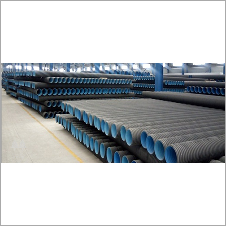 HDPE Double Wall Corrugated Tube