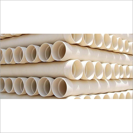 UPVC Double Wall Corrugated Drain Pipe