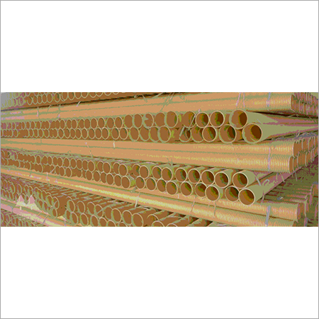 PVC Communication Corrugated Pipe
