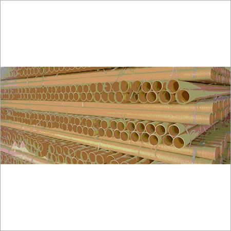 PVC Communication Corrugated Pipe
