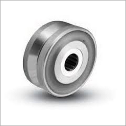 Track Wheel With Bearing