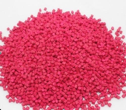 Pink PC Granules
