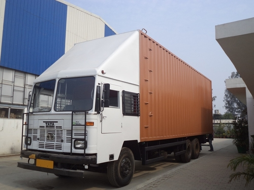 Heavy Truck Container Body