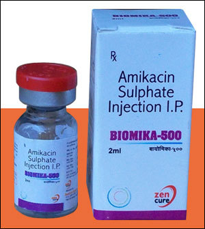 Amikacin Injection