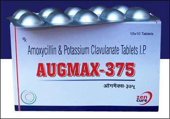 Amoxicillin Potassium