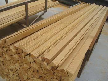 Wooden Margins