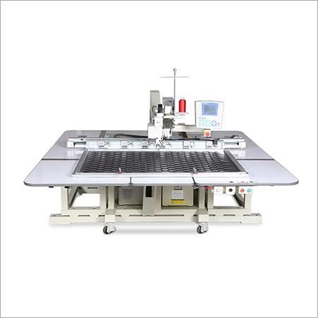 Single Head Automatic Sewing Machine-Head Lifting