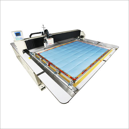 Large Area Automatic Sewing Machine - Sleeping Bag Machine
