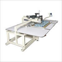 Automatic Cushion Tufting Bartacking machine