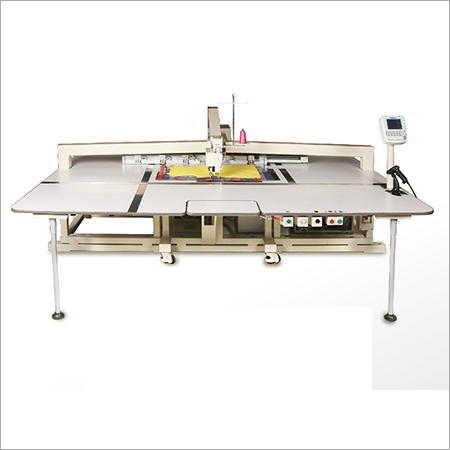 Automated Single Head type Sewing Machine