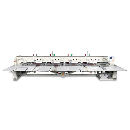 Multi-Head Automatic Template Sewing Machine(Thin Material)