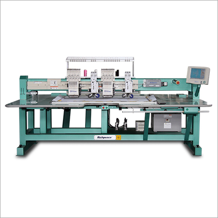 Computerized Mixed Coiling Embroidery Machine