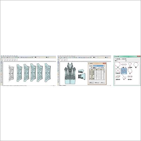 Beading Dress CAD System
