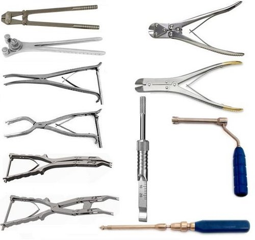Orthopaedic Spinal Instruments