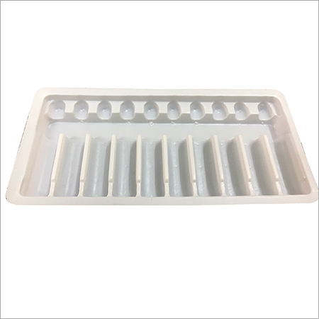 10x2ml Hips Ampoules Tray