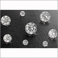 Natural Polished Diamonds VVS-VS
