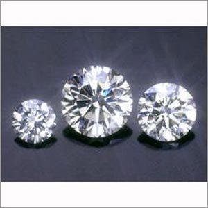 Natural White Round Brilliant Cut Diamond