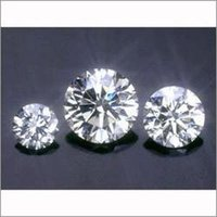 White Natural Polished DiamondsVVS-VS,FGH,VG