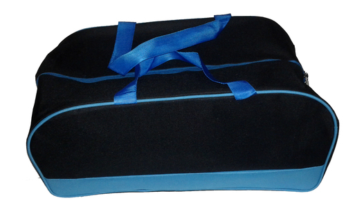 Duffle Bag With One Line Zip