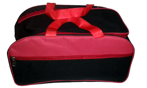 Duffle Bag Now Broader With U