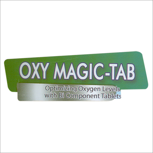 OXY MAGIC TAB DO Oxygen Enhancement Supplements