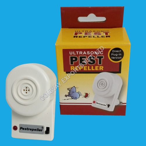 AC Ultrasonic Pest Repeller