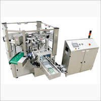 Rotary Sealing Machine for Premade Pouches