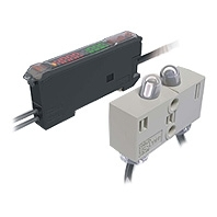 Omron Fiber Optic sensor