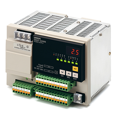 OMRON S8AS-24006R Power Supply