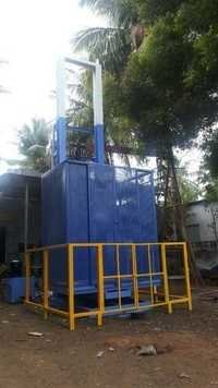 Goods Lift with Cabin