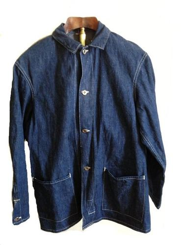 Industrial Denim Jackets