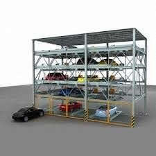 Puzzle Parking Systems
