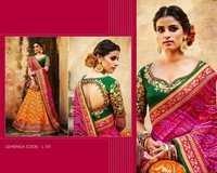 Buy Silk Wedding Lehanga Online