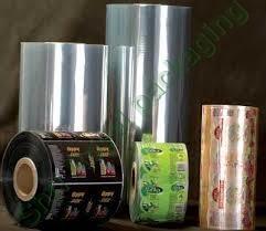 PVC Printed Shrink Roll