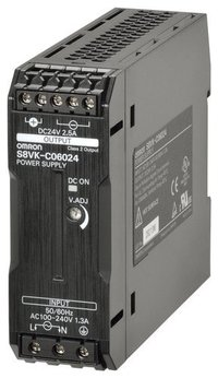 OMRON S8VK-C06024 Power Supply