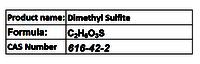 Dimethyl Sulfite