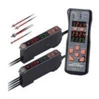 OMRON E3X-DAB[]-S Fiber Amplifier