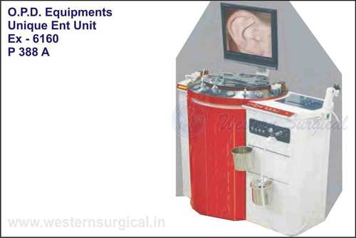 O.P.D. Equipments (Unique Ent Unit)