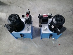 Hydraulic Power Pack & Cylinder