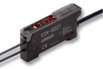 OMRON E3X-SD[] Fiber Amplifier