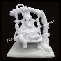 Marble Moorti Ganesha