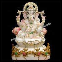 Marble Ganesh Idols