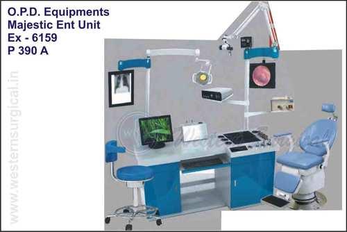 O.P.D. Equipments (Majestic Ent Unit)