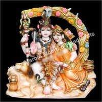 Lord Shiv Parivaar Statue