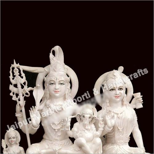 Lord Shiv Parivaar Murti