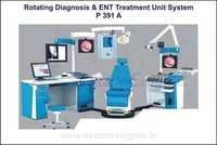Rotating Diagnosis & Ent Treatment Unit System(Gra