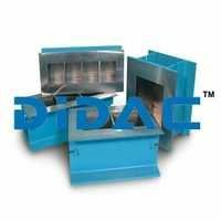 Steel Cube Mould 200 Mm Two Gangs